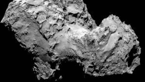 Resultado de imagen de El cometa Bautizado como C2207 K2 (PANSTARRS