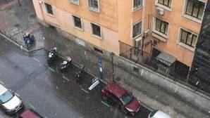 Nieva en Madrid... y es primavera