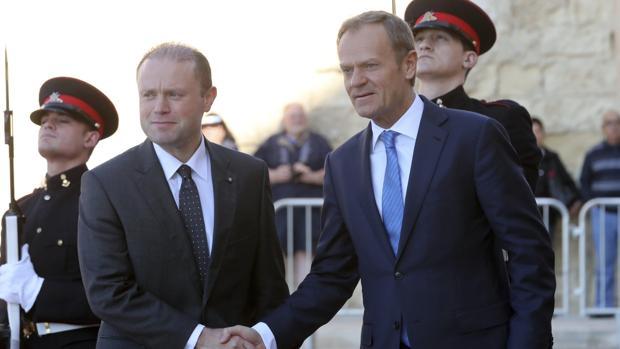 Las líneas rojas de Tusk: la UE se prepara para la confrontación con Reino Unido por el «Brexit»