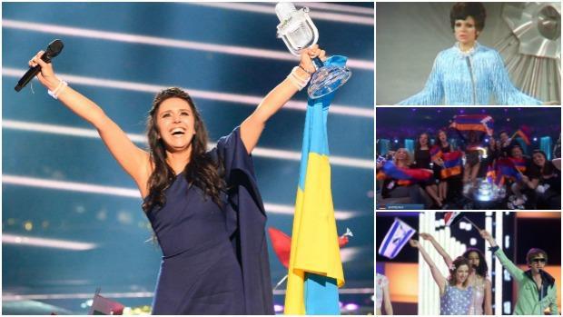 Eurovisión 2017 Conflictos Políticos En Eurovisión Cuando El