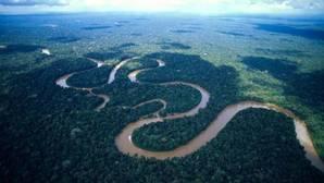 El río Amazonas