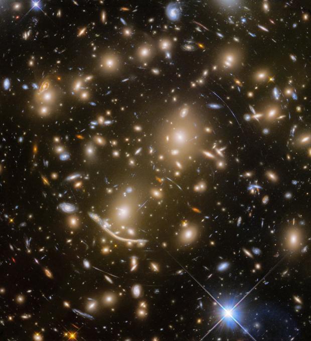 Resultado de imagen de Espacio tiempo y galaxias