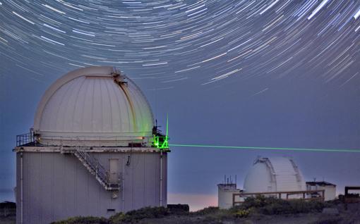 Experimento de teletransportación cuántica en Canarias