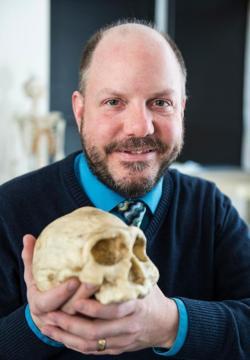 El antropólogo John Hawks