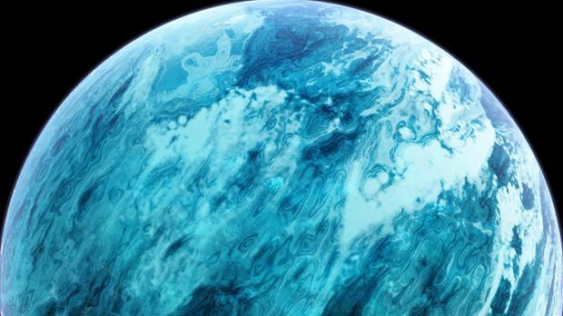 La Tierra estuvo cubierta por un océano global