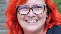 Clara Grima, profesora de la Universidad de Sevilla y presidenta de la comisión de divulgación de la RSME