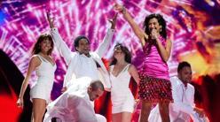 Lucía Perez, en Eurovisión 2011