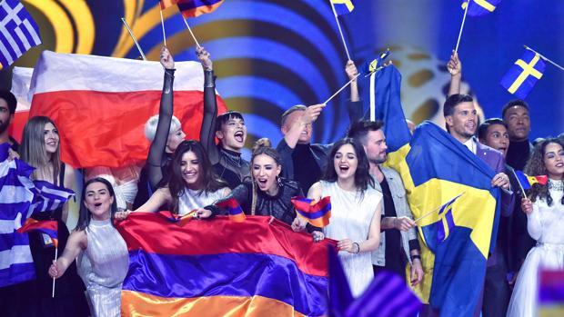 Eurovisión 2017:  Ucrania impide la entrada a tres periodistas rusos que iban a cubrir Eurovisión