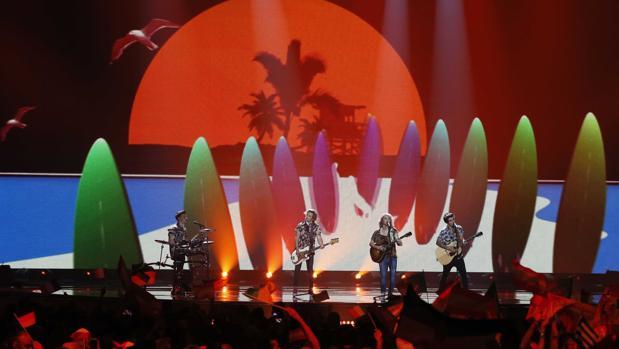 Eurovisión 2017 se convierte en el festival menos visto en diez años