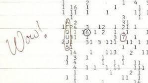 La señal «Wow!» tiene origen extraterrestre, pero no el que se creía