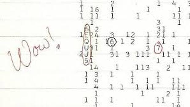 Hallan el origen de la misteriosa señal «Wow!» extraterrestre