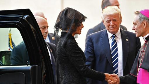 Hemeroteca: Donald Trump y el Papa Francisco se reúnen 27 minutos en el Vaticano   Autor del artículo: Finanzas.com