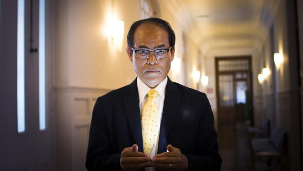 El japonés Shuji Nakamura, premio Nobel de Física 2014