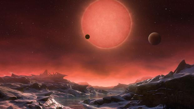 La NASA, a punto de descubrir vida extraterrestre