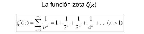 Resultado de imagen para hipótesis de Riemann