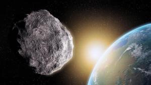 Preocupación por los asteroides, las montañas que caen del cielo