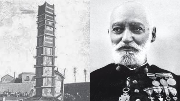 La torre solar, el invento de Isidoro Cabanyes que todavía inspira a los científicos