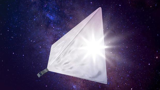 El satélite Mayak