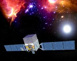 El telescopio espacial de rayos gamma Fermi