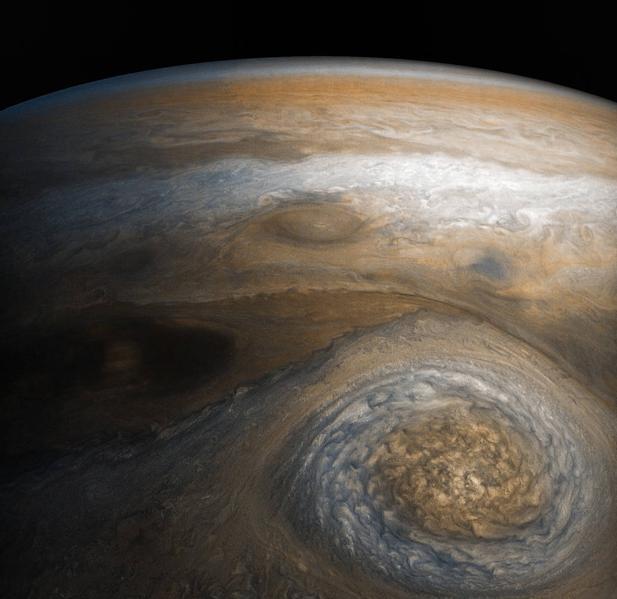 Formación NN-LRS-1 en Júpiter