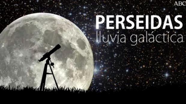 ¿Cuándo y dónde ver la lluvia de estrellas de las Perseidas de esta noche?