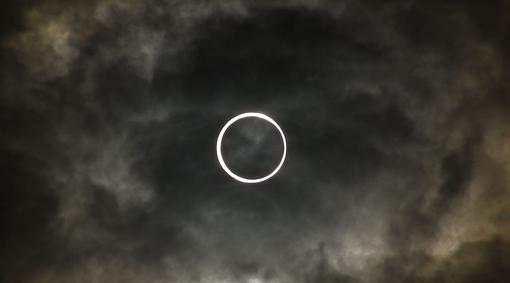 Eclipse solar anular del año 2012