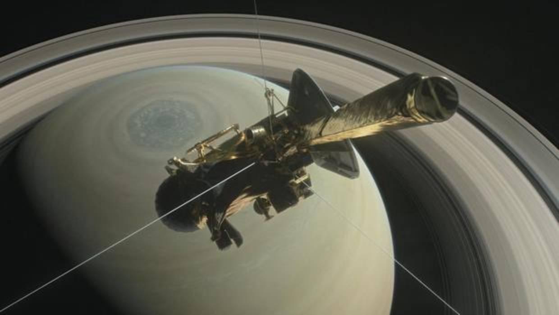Así será la impresionante Gran Final de la Cassini en Saturno