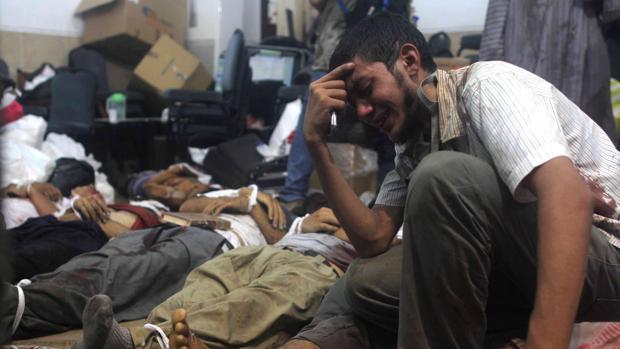 Cuatro años sin justicia para los muertos de Rabaa