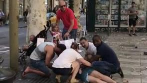 Daesh reivindica la autoría del atentado en Barcelona