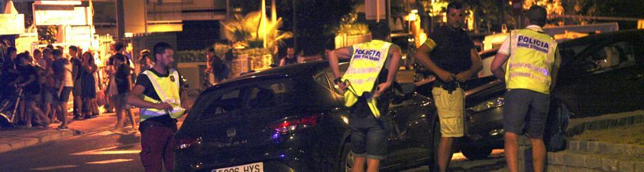 Abatidos cinco terroristas tras otro atentado en Cambrils