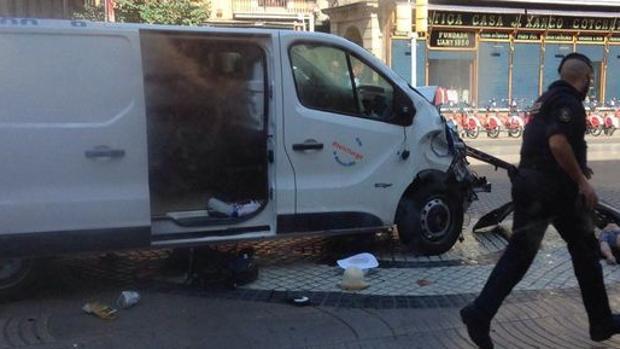 Londres aumentará el control en el alquiler de furgonetas