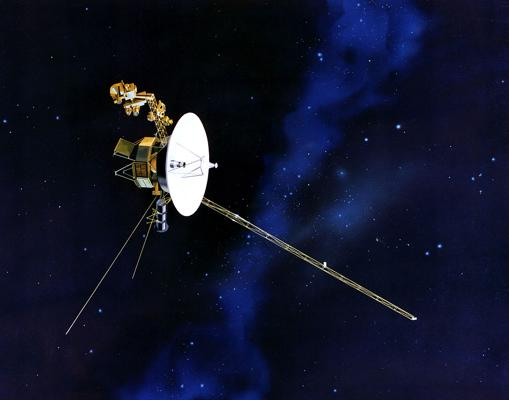 La nave Voyager 1