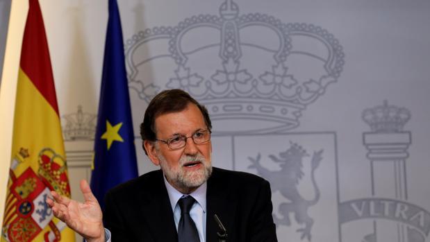 Rajoy: «Aparcar las diferencias nos hace grandes y fuertes»