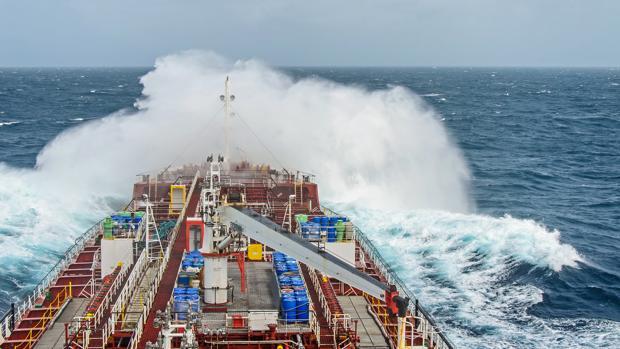 La tasa de aparición de rayos se duplica en dos rutas marítimas estudiadas