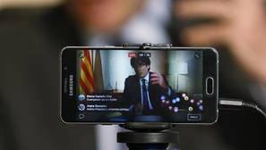 Puigdemont desdeña el Parlament y podría aprobar la ruptura por decreto