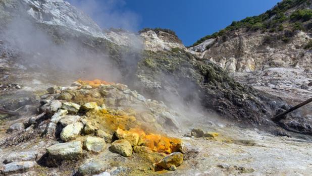 Los investigadores han encontrado la zona caliente que alimentó la caldera en el último período de actividad del volcán en los años 80