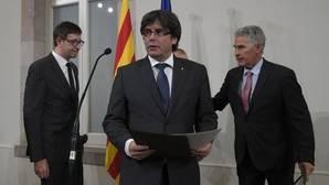 El decreto firmado por Puigdemont no detalla el origen del censo para poder realizar el referéndum