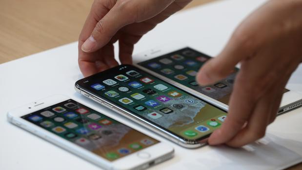¿Cuándo salen el iPhone X y el iPhone 8 en España?