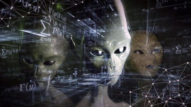 Resultado de imagen de El primer encuentro con los alienígenas