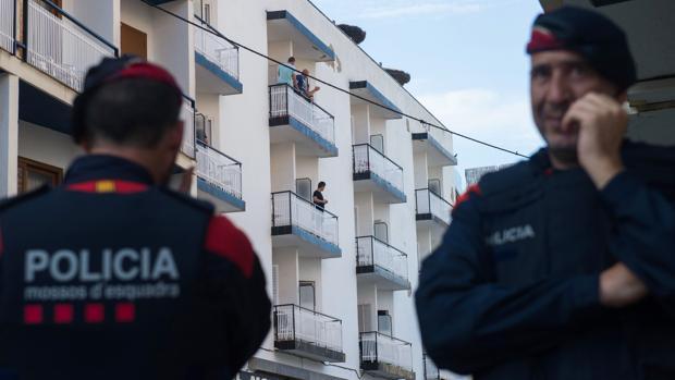 Mensaje a los Mossos en el 1-O: «Recordad que sois la Policía de la Generalitat»