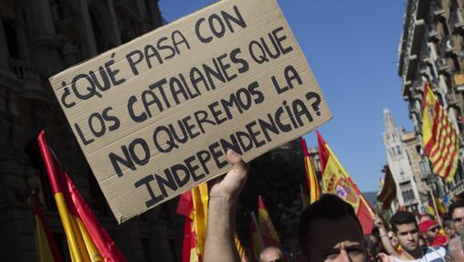 Los columnistas de ABC opinan sobre la masiva manifestación por la unidad de España