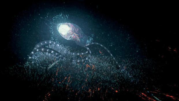 Los extraterrestres podrían vivir confinados en océanos subterráneos de mundos helados