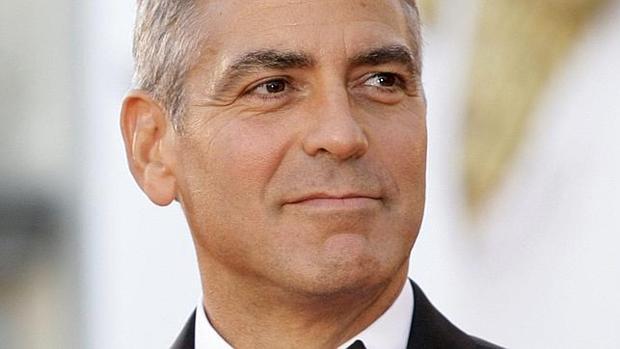 George Clooney, prototipo de un rostro muy varonil