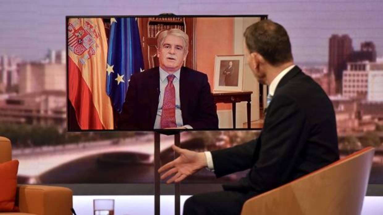«The Daily Telegraph» critica el papel de la BBC en su cobertura sobre Cataluña