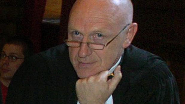 Fotografía de archivo, tomada el 23 de junio de 2005, del abogado belga Paul Bekaert