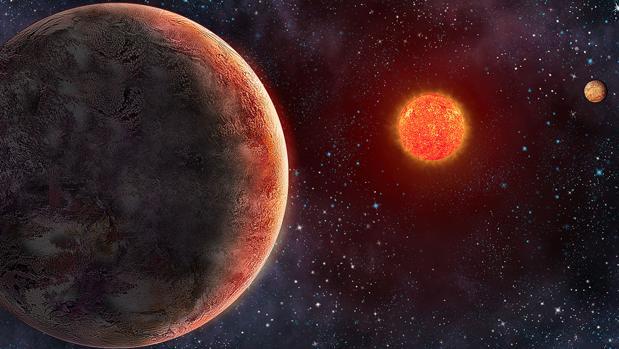 Resultado de imagen para Emiten un nuevo y polémico mensaje hacia un planeta similar a la Tierra