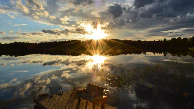 El Sol sigue gobernando el reloj biológico de las personas