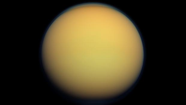 Resultado de imagen para Desvelado el origen de la misteriosa fuente de frío en Titán, la luna de Saturno