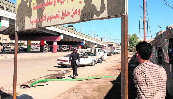 Faluya, de cuna del terror a ejemplo contra el radicalismo