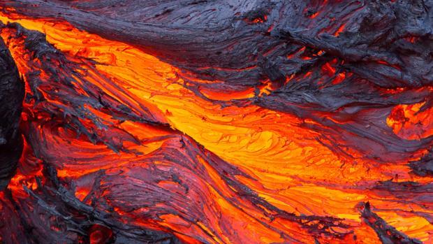 La masa rocosa podría entrar en erupción, pero es proceso de millones de años